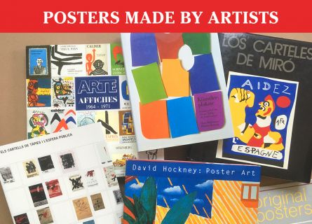 Artists Posters - Affiches d'Artistes
